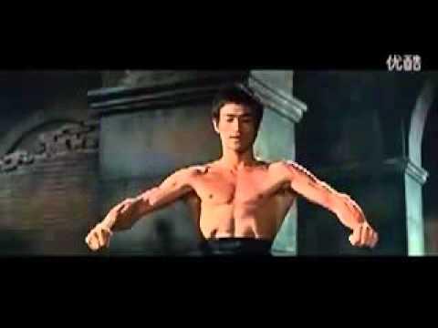 李小龙热身动作,最后镜头非专业人员请勿模仿