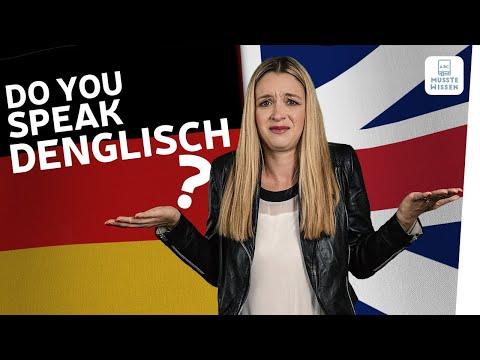 Anglizismen einfach erklärt I Wörter im Deutschen aus dem Englischen