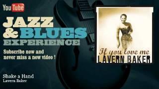 Lavern Baker - Shake a Hand - JazzAndBluesExperience
