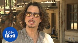 Chris Cornell talks his passion for music before his death - Daily Mail