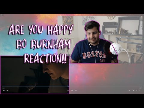 Bo Burnham Are You Happy? | REACTION + THOUGHTS