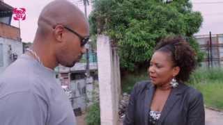 MV Bill entrevista Margareth Menezes no programa O Bagulho É Doido