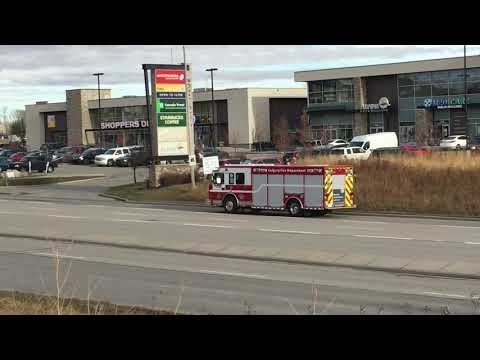 CFD   Calgary Rescue 21 Visiting Station 34