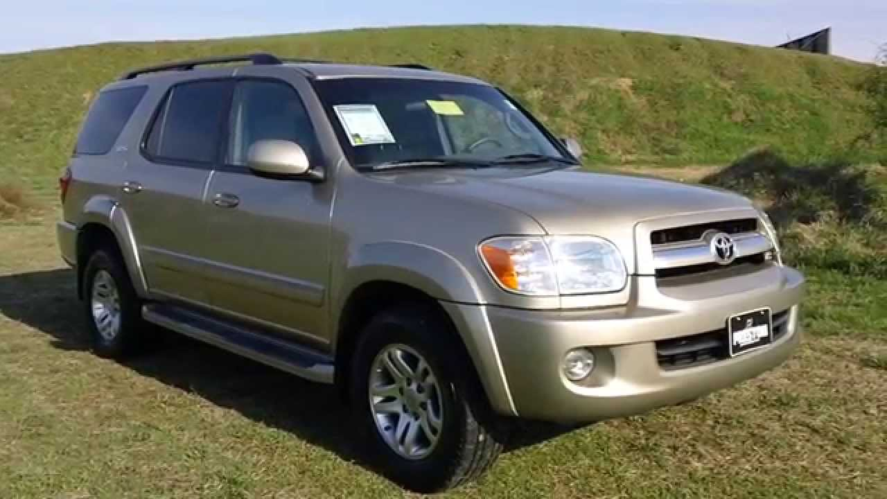 2005 toyota sequoia 4wd v8 used cars for sale in maryland f400890a