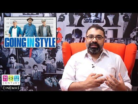 مراجعة بالعربي لفيلم Going in Style | فيلم جامد