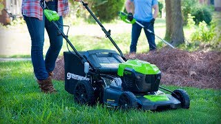Top 10 Best Cordless Electric Lawn Mowers