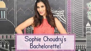 Details About Sophie Choudry's