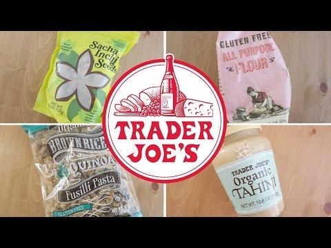 Quick Trader Joe's Grocery Haul // VEGAN