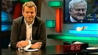 Ove Sprogøe mindes.