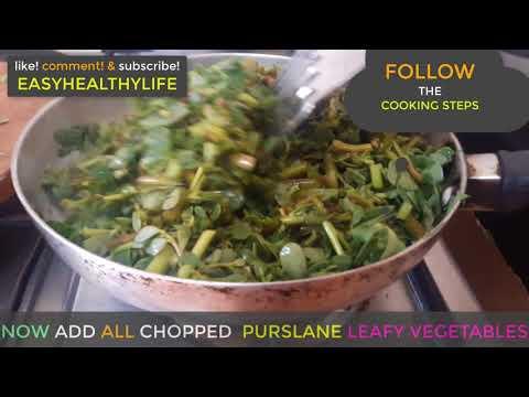 nunta shak garden weed purslane Cooking Purslane Chinese Style Purslane Ma Chi Xian Portulaca Olerac