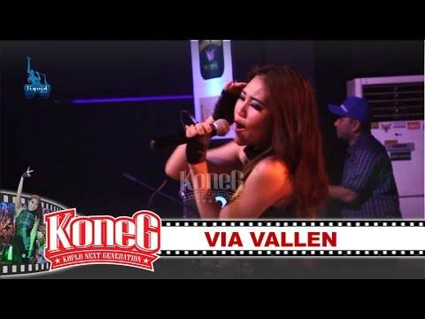 KONEG LIQUID Feat Via Vallen - Marai Cemburu [LIVE CONCERT - Liquid Cafe] [Dangdut Koplo]2nd