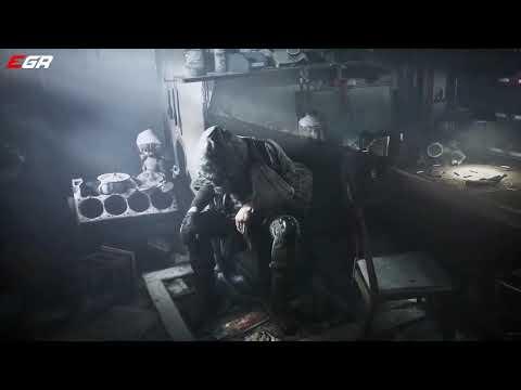 CHERNOBYLITE - Kickstarter Gameplay Trailer - New Survival Horror FPS Game  Youtube| #EGR