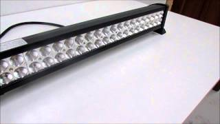 120 watt led light bar
