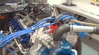 1967 FORD MUSTANG 427 STROKER ENGINE 550HP/550TQMICHAEL STRAHAN