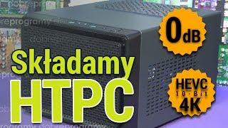 Składamy bezgłośne HTPC, które odtwarza materiały HEVC 4K 10-Bit thumbnail