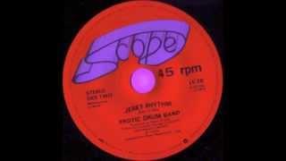 EROTIC DRUM BAND Jerky rhythm  (fast)