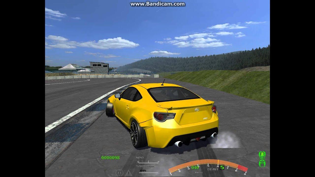 SLRR-Subaru BRZ DRIFT - YouTube