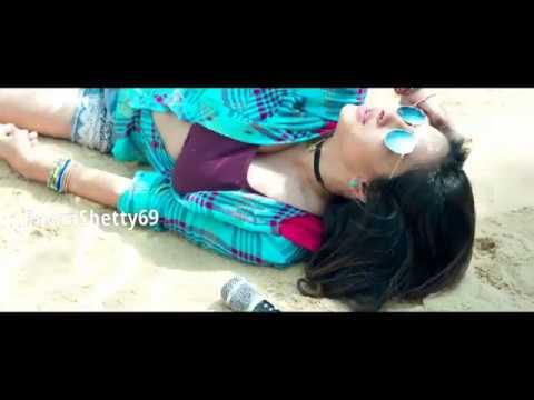 Manvitha Harish Hot Boobs show