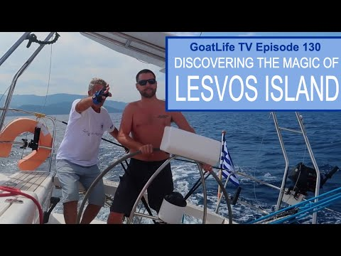 Visiting Lesvos Island in Greece