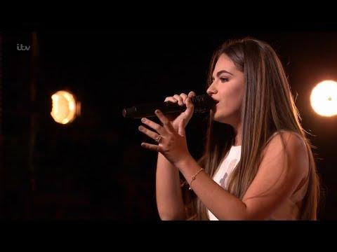 The X Factor UK 2018 Gaia Cauchi Auditions Full Clip S15E07