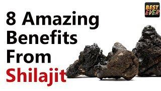 The Magic Of Nature: 8 Amazing Health Benefits From Shilajit