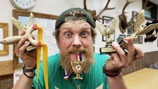 East Coast Slingshot Tournament 2018   (Trick Shot Tuesday Ep.10)
