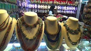JEWELRY Shopping Bangkok Chatuchak Weekend Market 2015
