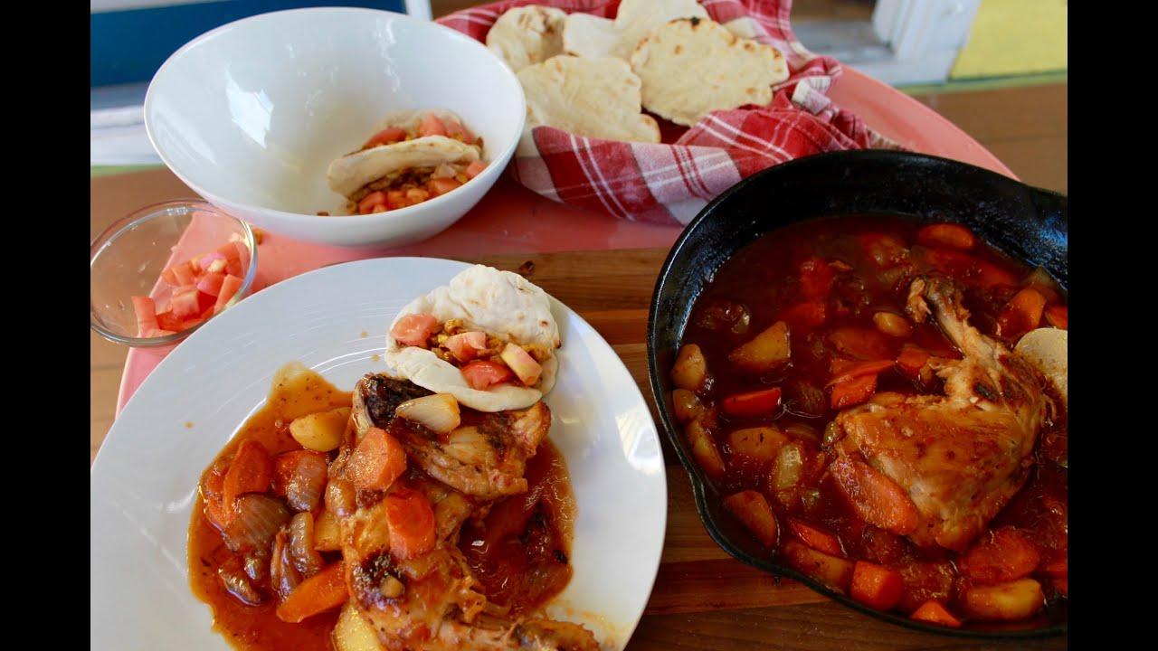 Grilled BBQ Chicken and Veggies  - Bonita's Kitchen