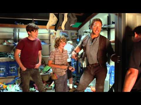 Jurassic World: Chris Pratt's Jurassic Journals: Hip Dancing