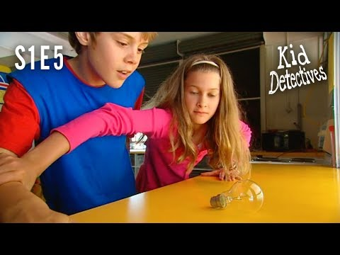 Kid Detectives | S1E5 | All That Glitters