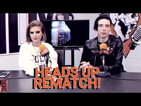 """""""Heads Up"""" Rematch w/ JULIET SIMMS"""