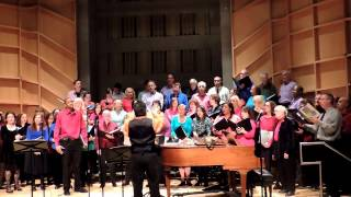 Let There Be Peace on Earth - Peace of Heart Choir [Live] [HD]