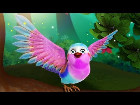 The Bird with a Golden Droppings | Bengali Stories for Kids | Infobells