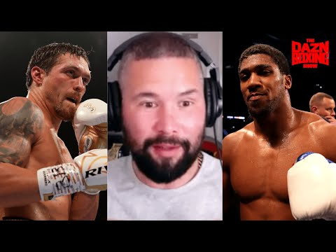 Tony Bellew Gives