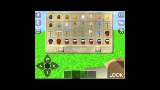 Survivalcraft: How To Make A Easy Logic Door Gate