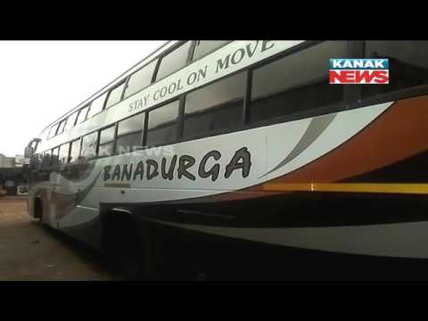 Passengers Suffer As Buses Halted Due To Owner Associations' Dispute In Balasore-Bhadrak