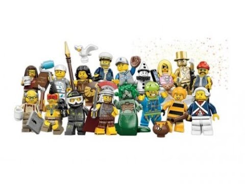 Купить минифигурки лего (lego minifigures) и все лего-человечки вы можете в нашем интернет-магазине. Цену на наборы игрушек. Минифигурки лего позволяют разнообразить процесс игры, придавая динамику изображаемым сценам. Комплект из 16 минифигурок симпсоны серия 2 (lego 71009).