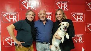 Münchener Freiheit im Interview bei Radio VHR