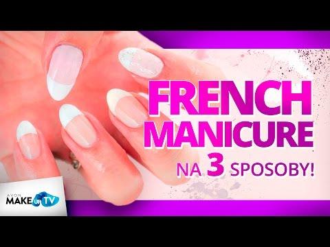 Jak zrobić French Manicure? 3 metody zaprezentuje Paulina