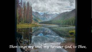 How Great Thou Art  By Solomon  English  Hindi Christian Song - Old Hymn Malayalam Song