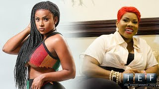 Yanique Curvy Diva and Miss Kitty Beef Far From Over | Ishawna To Be Banned??