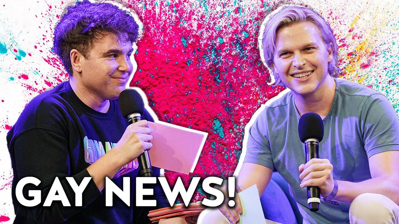 Download Gay News with Jon Lovett and Ronan Farrow | Lovett Or Leave It