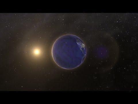 Flight through the Solar System