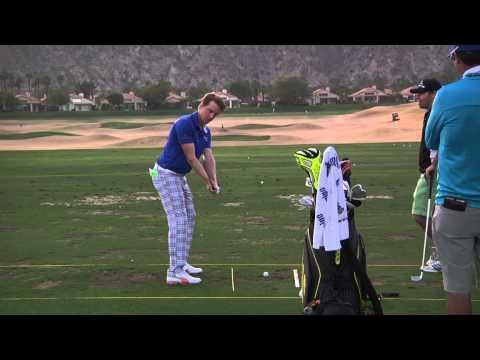 Jonas Blixt Golf Swing