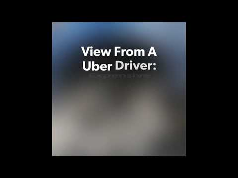 View From A Uber Driver: Expensive Cost of Gig Economy Driving