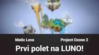 Nova Minecraft serija, tokrat se vračam s tehnološkim modpackom, Pr...