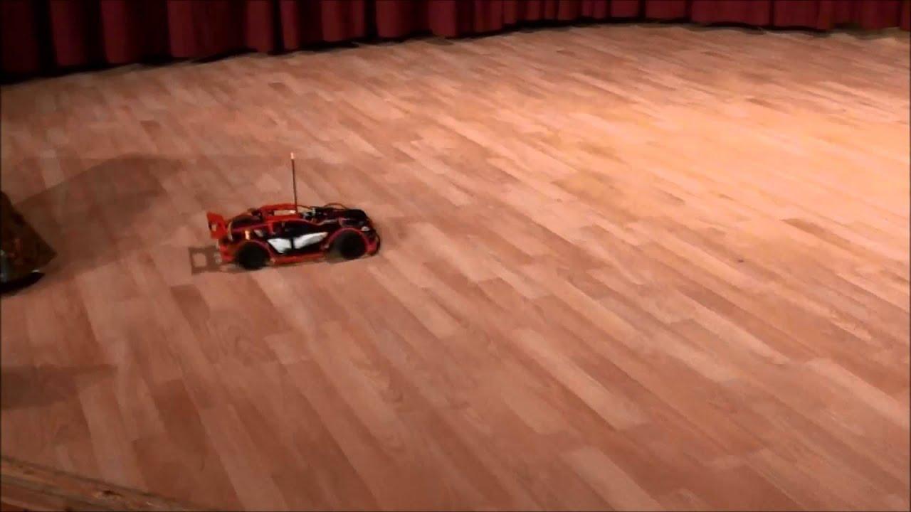 Lego Rc Drift Car Youtube