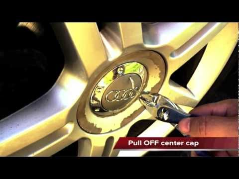 How To Fix Improve Replace Your Car Wheel Center Caps