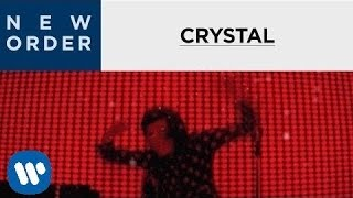 New Order - Crystal [OFFICIAL MUSIC VIDEO]