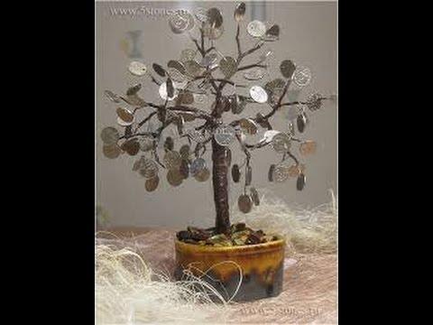 Как сделать денежное дерево